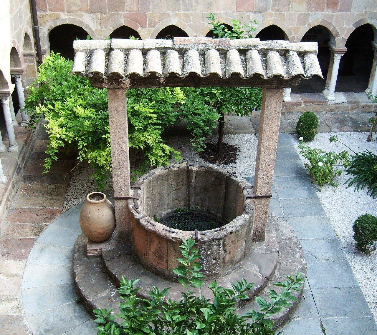 Středověká studna