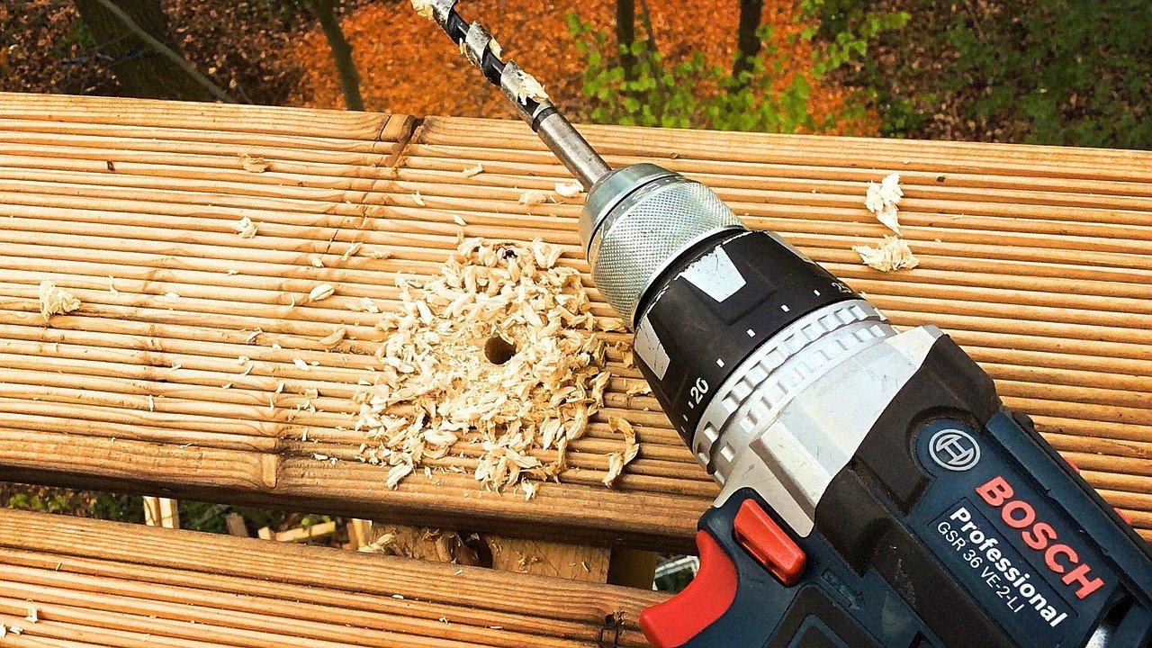 Vrtání do dřeva