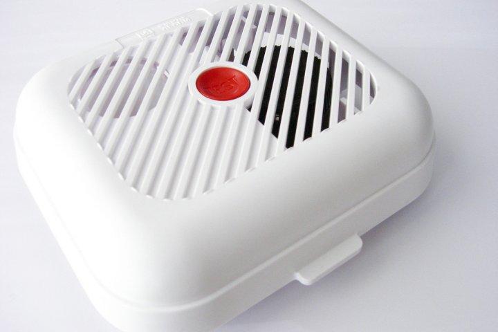 Požární hlásič ohlídá vás i váš majetek