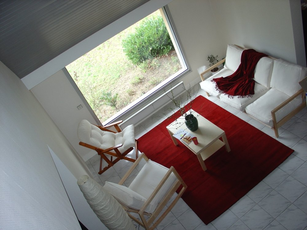 Výrazný koberec