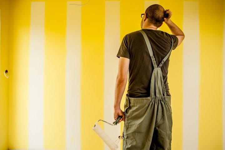 Jak vymalovat interiér vašeho domu?