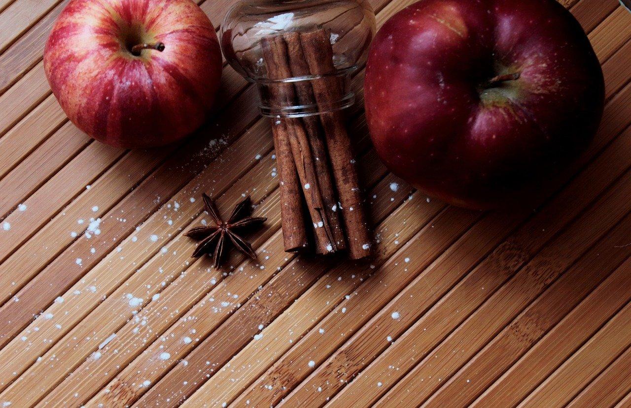 Jablka k svátkům patří