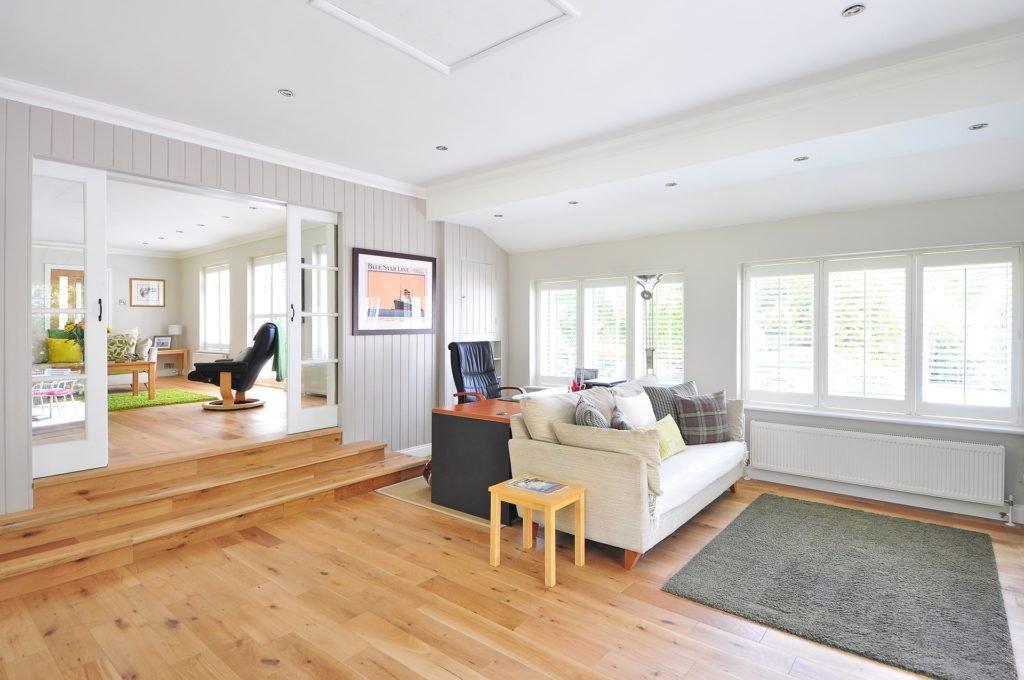 Jednoduchá a praktická podlaha