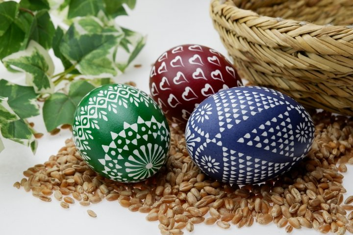Tradice velikonočních svátků