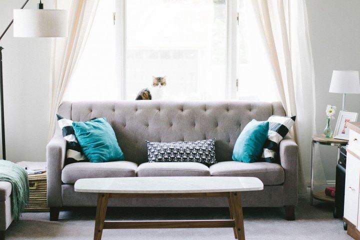 Pomůžeme vám zařídit obývací pokoj