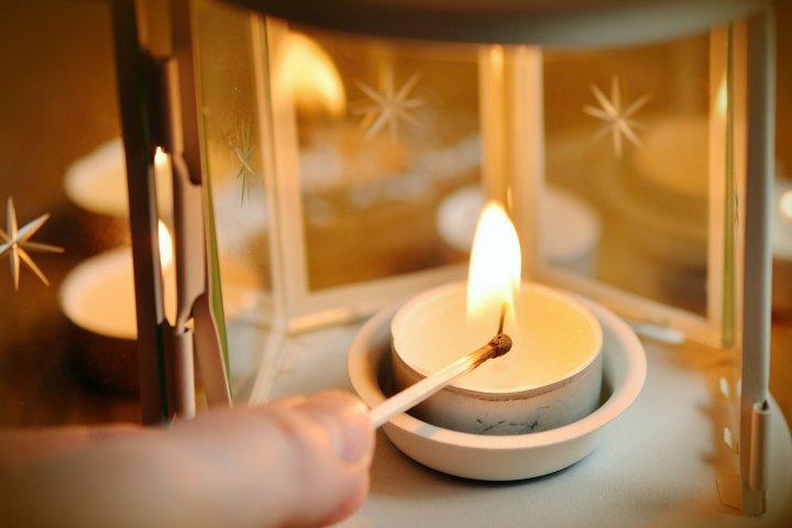 Vánoce se bez svíček neobejdou