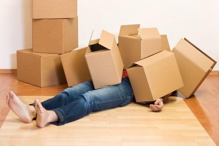 Stěhovat se sám, nebo si raději najmout profesionály?