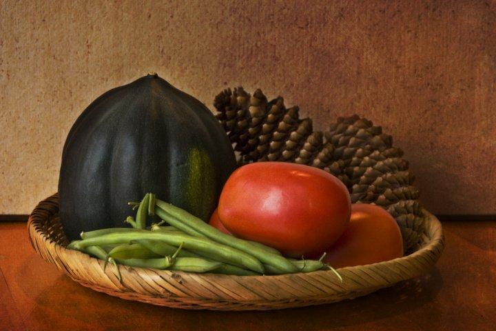 I plody vaší práce mohou ozdobit venkovský dům