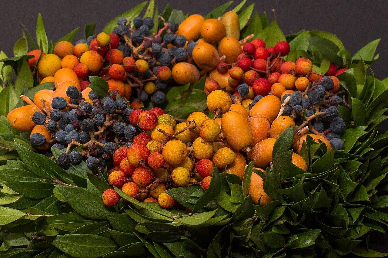 Využijte různé plody