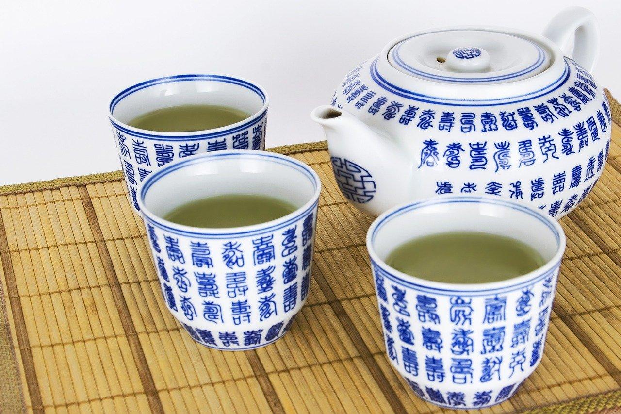 Pití čaje je rituál