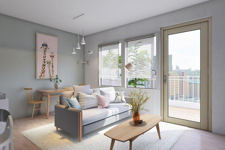 Zařizujete malý byt a nevíte si rady? Ukážeme vám pár užitečných fíglů!